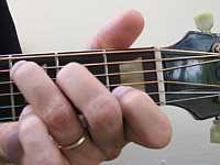 A C chord