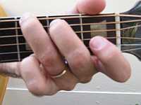 A G chord